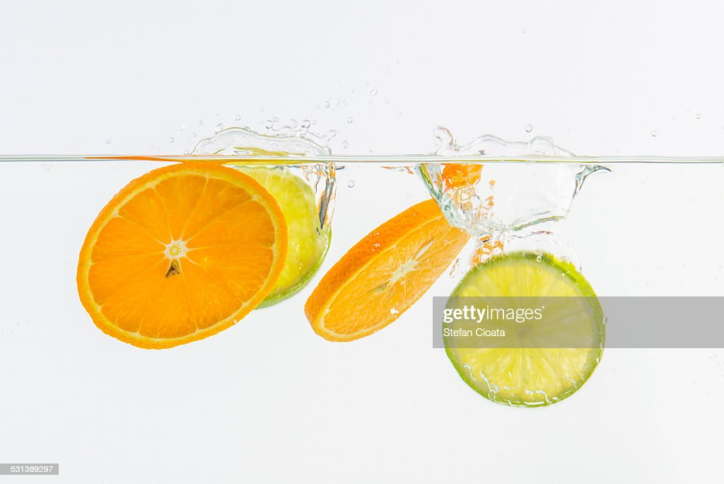 C vitamin splash