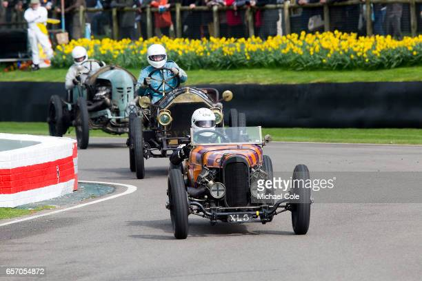 Vitesse in the SF Edge Trophy race during the 75th Member's Meeting at Goodwood on March 18 2017 in Chichester England