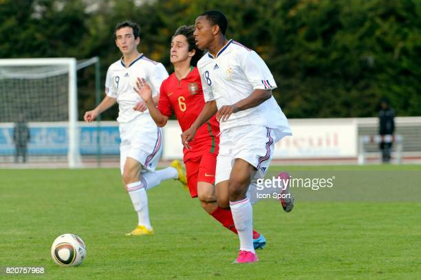 Vitor ANDRADE / Anthony MARTIAL France / Portugal France U16 Tournoi du Val de Marne