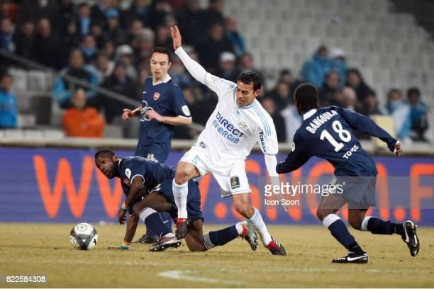 Vitorino HILTON Marseille / Valenciennes 23eme journee de Ligue 1 Marseille