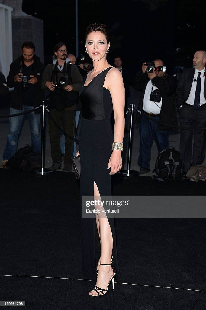 Vittoria Belvedere attends 'One Night Only' Roma on June 5, 2013 in Rome, Italy.
