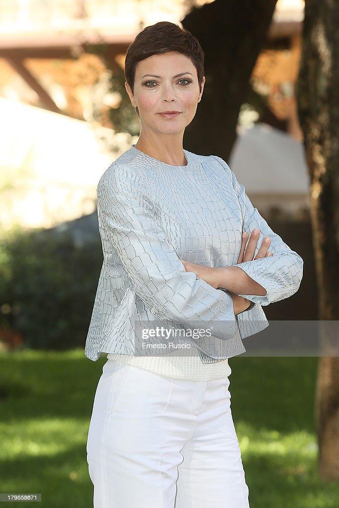 Vittoria Belvedere attends the 'Un Caso Di Coscienza 5' photocall at Casa del Cinema on September 5, 2013 in Rome, Italy.