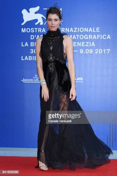 Vittoria Puccini attends the Franca Sozzani Award during the 74th Venice Film Festival on September 1 2017 in Venice Italy