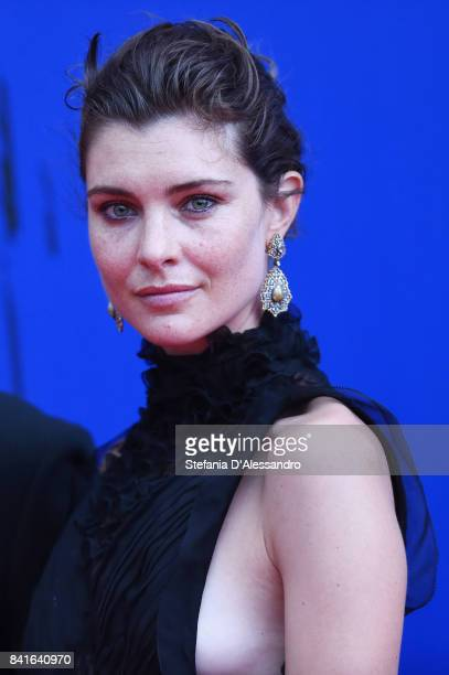 Vittoria Puccini attends the Franca Sozzanzi Award during the 74th Venice Film Festival on September 1 2017 in Venice Italy