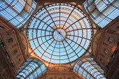 Vittorio Emanuele II gallery in Milan