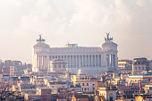 The Altare della Patria also known as the Monumento Nazionale a Vittorio Emanuele II, is a monument built in honor of Victor Emmanuel, the first king of a unified Italy, located in Rome, Italy. It occ