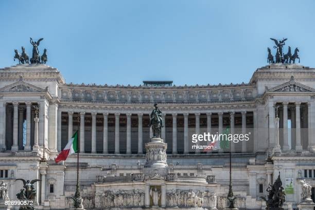 Vittorio Emanuele II Monument, Rome, Lazio, Italy