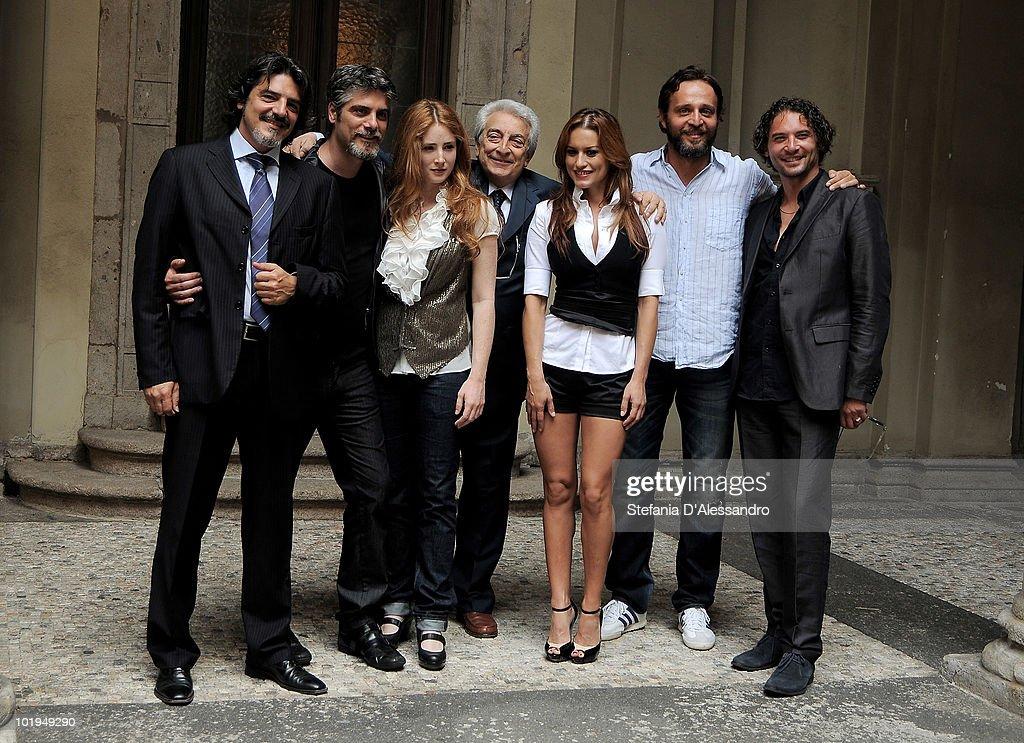 """""""I Promessi Sposi"""": Press Conference"""