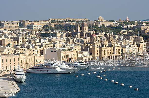 Vittoriosa Harbor View