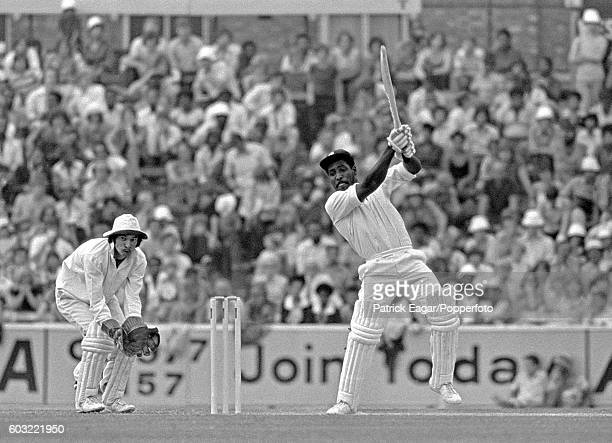 Viv Richards batting for West Indies during his 291 in the 5th Test match between England and West Indies at The Oval London 12th August 1976 Alan...