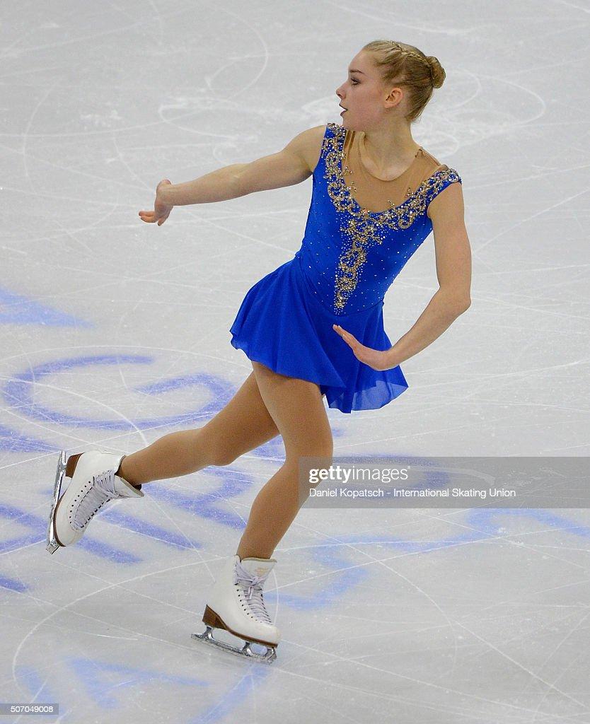 Program Russian Woman 55