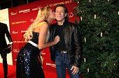 Vivian Conca Albert Hammond during the 20th Annual Jose Carreras Gala on December 18 2014 in Rust Germany