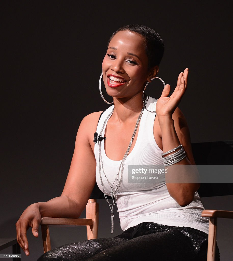 Vivian Green attends the' Apple Store Soho Presents Meet The Musician: Vivian Green ' at Apple Store Soho on June 19, 2015 in New York City.