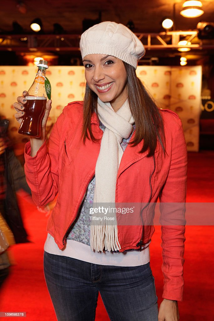 Viviana Vigil attends Day 1 of Tea of A Kind at Village At The Lift 2013 on January 18, 2013 in Park City, Utah.