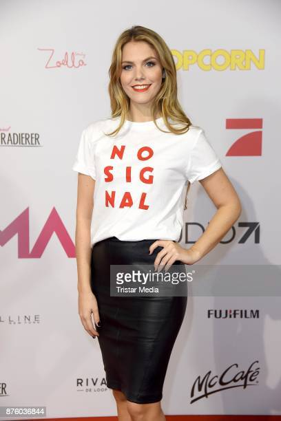 Viviane Geppert attends the Stylorama on November 18 2017 in Dortmund Germany