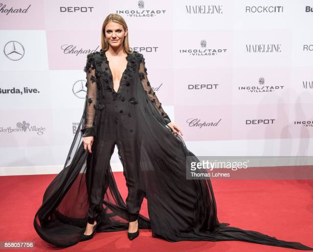 Viviane Geppert attends the Tribute To Bambi at Station on October 5 2017 in Berlin Germany
