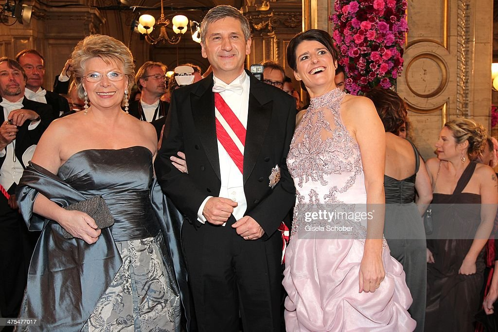 Opera Ball Vienna 2014