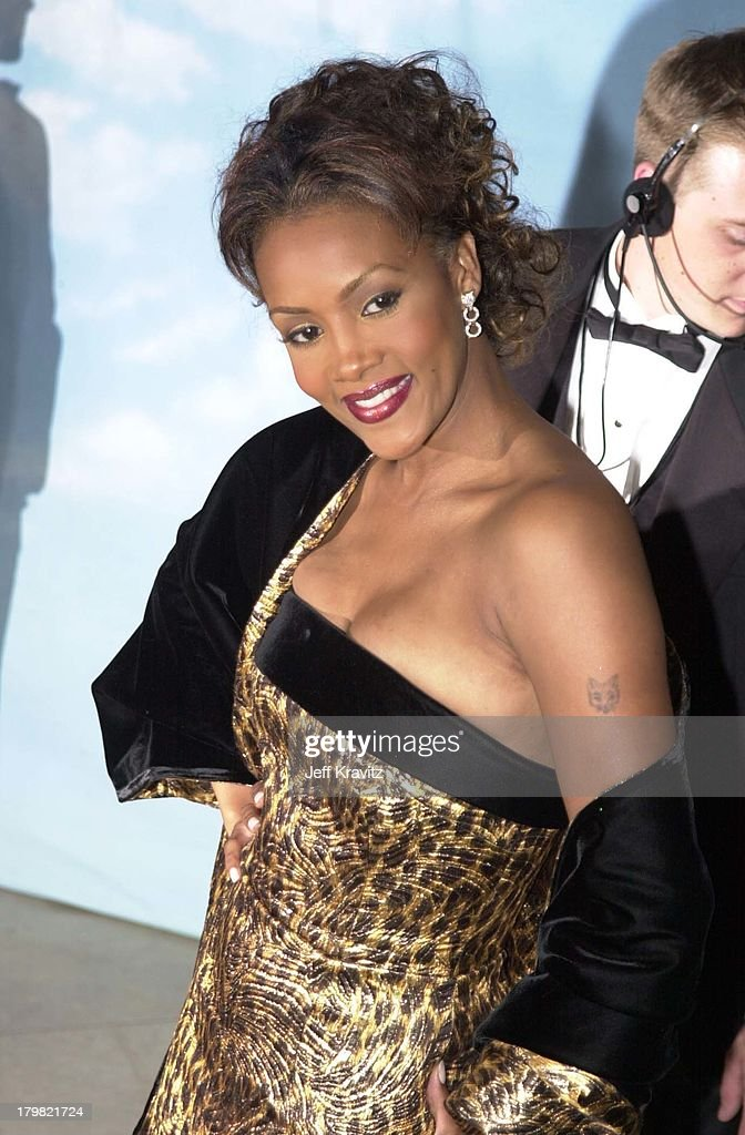 Vivica A. Fox at the Carousel Ball in Beverly Hills on 10/28/00.