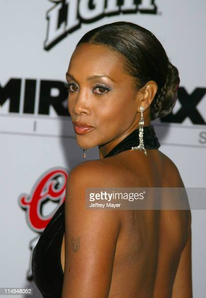 Vivica A Fox during 'Kill Bill Vol 1' Premiere Arrivals at Grauman's Chinese Theatre in Hollywood California United States
