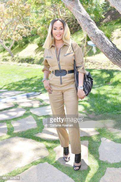 Vivica Fox attends Cindy Crawford and Kaia Gerber host Best Buddies Mother's Day Brunch in Malibu CA sponsored by David Yurman on May 13 2017 in...