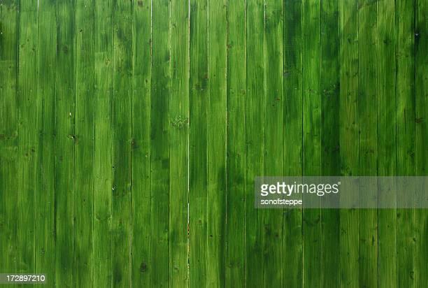 鮮やかなグリーンウッドの質感