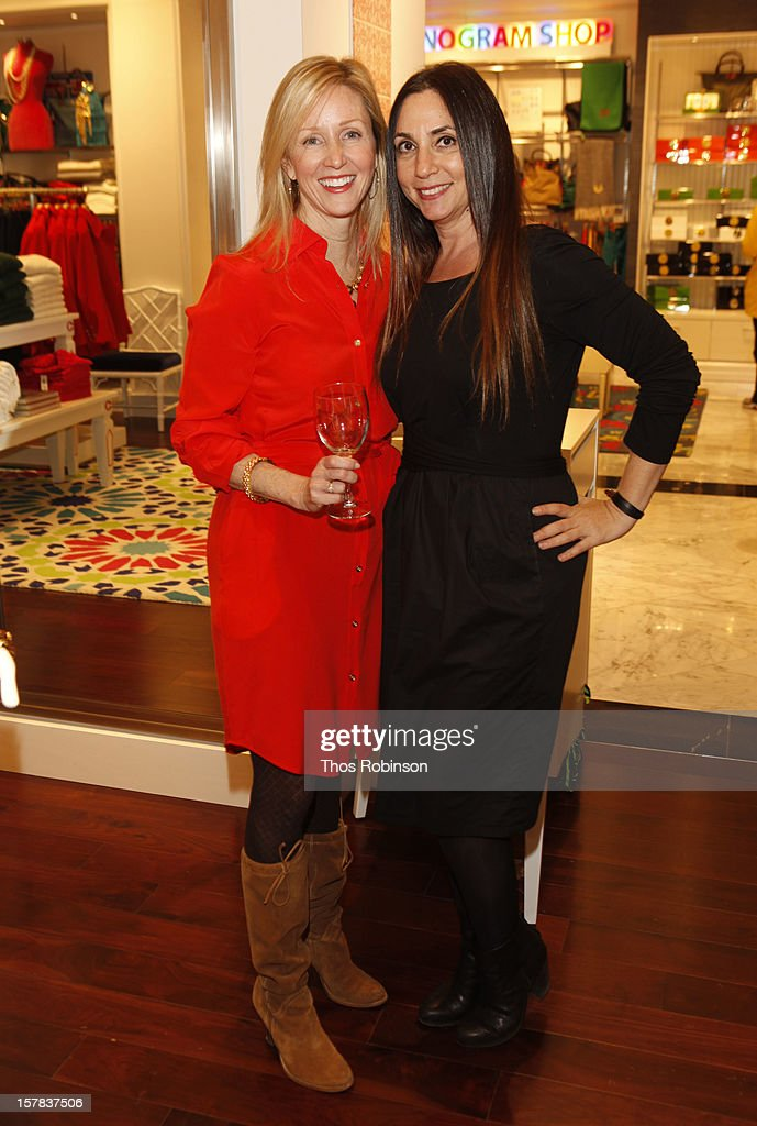 Vivien Kronengold, cmo, C. Wonder and guest attend C. Wonder and People StyleWatch celebrate the holidays at C. Wonder on December 6, 2012 in New York City.