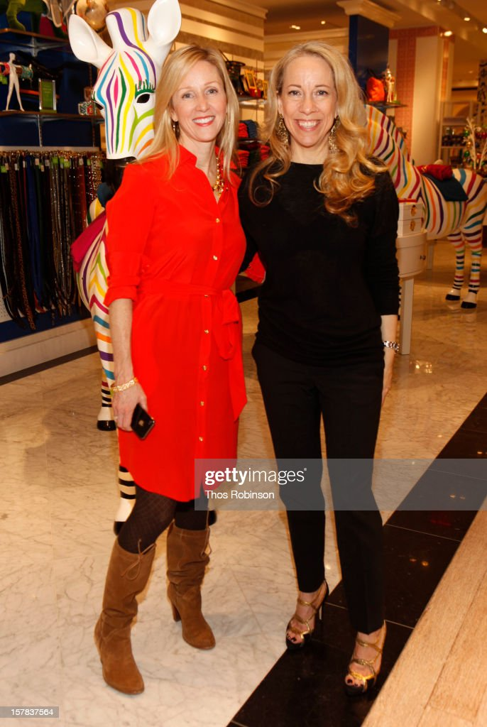 Vivien Kronengold, cmo, C. Wonder and Susan Kaufman, editor, People StyleWatch attend C. Wonder and People StyleWatch celebrate the holidays at C. Wonder on December 6, 2012 in New York City.