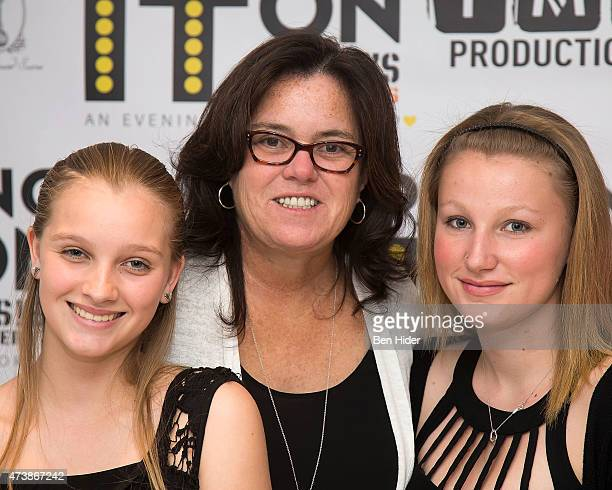 Vivienne Rose O'Donnell Rosie O'Donnell and Chelsea Belle O'Donnell attend the 5th Annual Rosie's Theater Kids Spring Benefit at The Alvin Ailey...