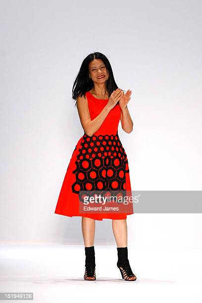 Vivienne Tam Stock Photos and Pictures | Getty Images