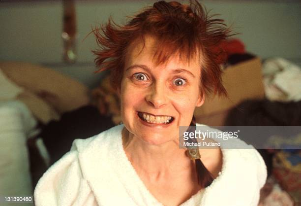 Vivienne Westwood portrait London 1982