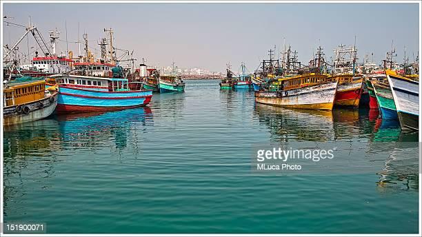 Vizag fishing harbor