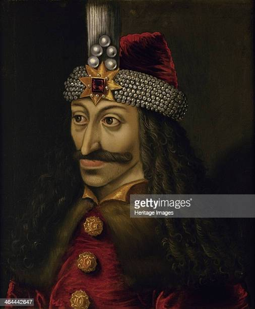 Vlad III Prince of Wallachia Second half of the16th cen Found in the collection of the Ambras Castle Innsbruck