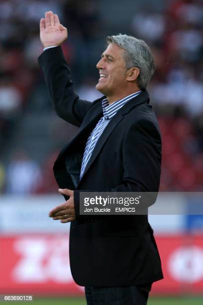 Vladimir Petkovic BSC Young Boys coach