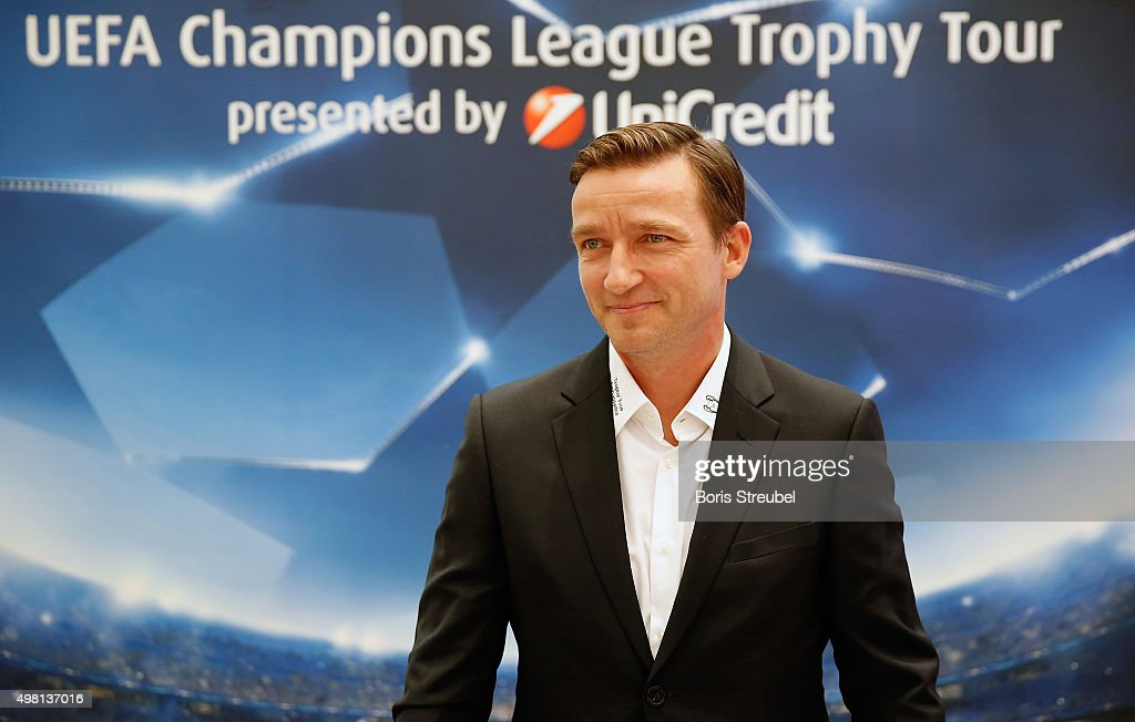 UEFA Champions League Trophy Tour Presented by UniCredit