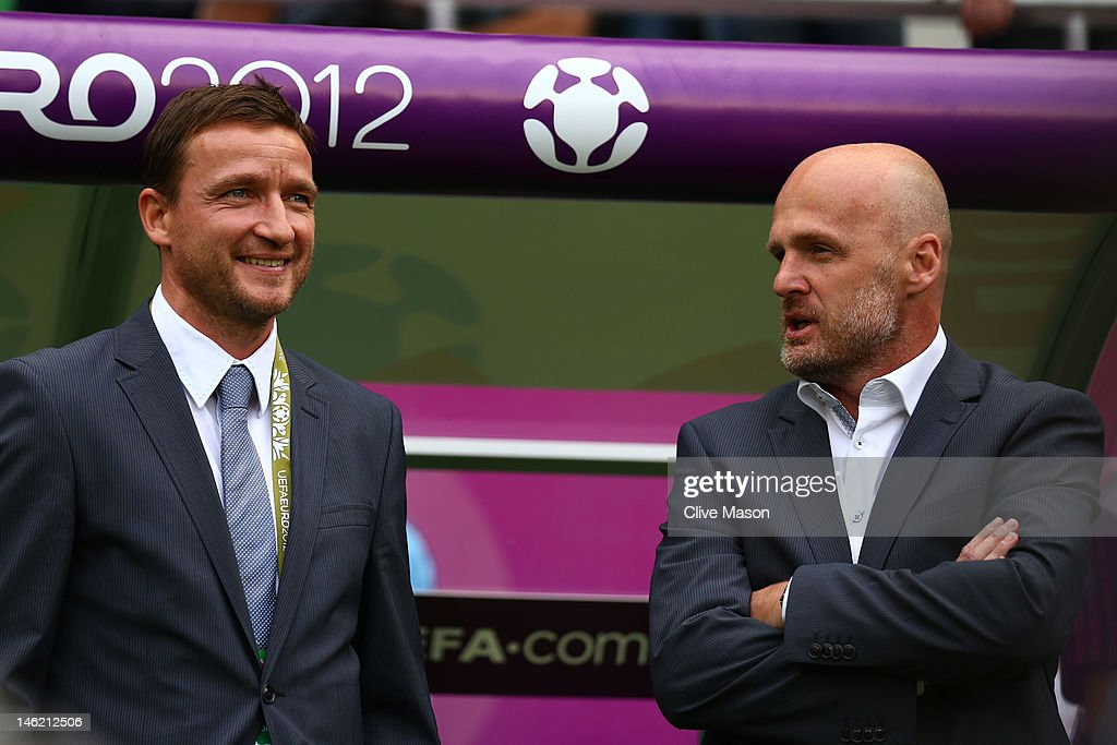 Greece v Czech Republic - Group A: UEFA EURO 2012