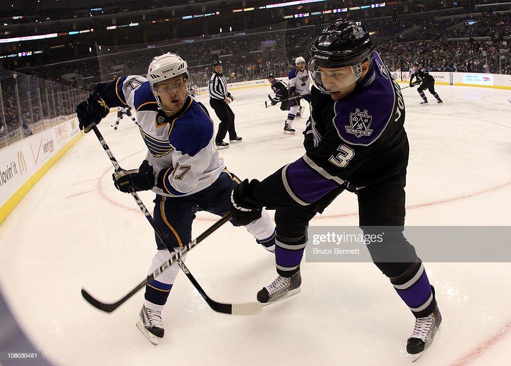 St. Louis Blues v Los Angeles Kings