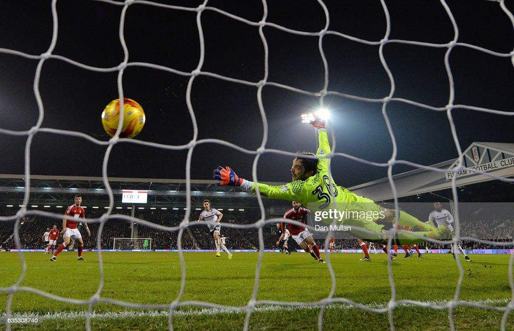 Fulham v Nottingham Forest - Sky Bet Championship