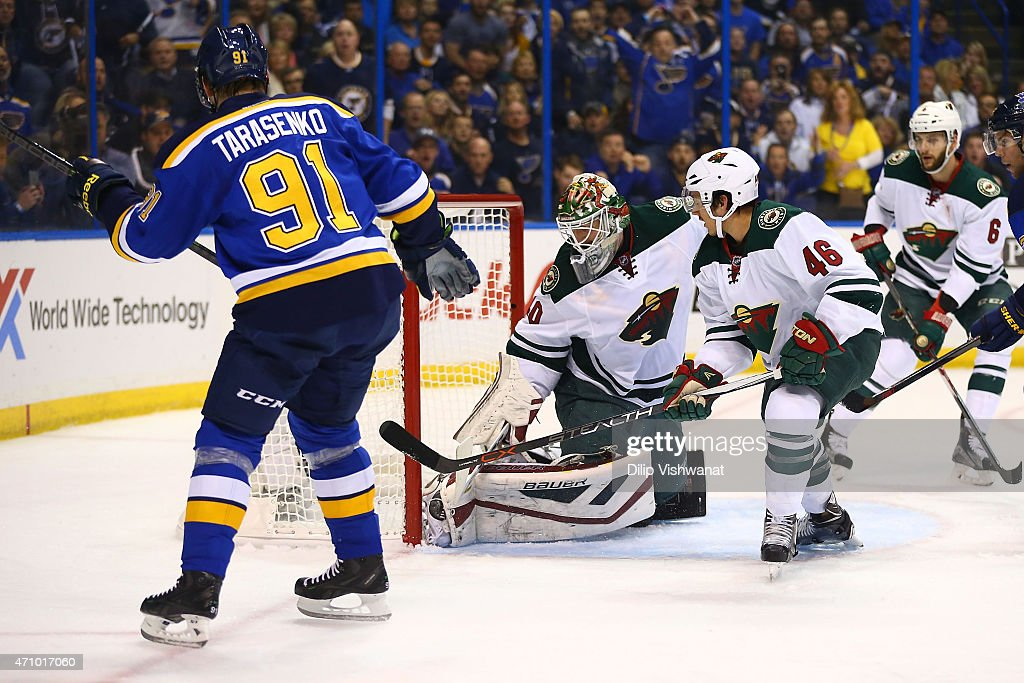Minnesota Wild v St Louis Blues - Game Five