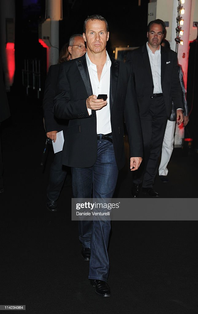 Vladislav Doronin attends Fashion For Relief Japan Fundraiser during the 64th Annual Cannes Film Festival at Forville Market on May 16 2011 in Cannes...