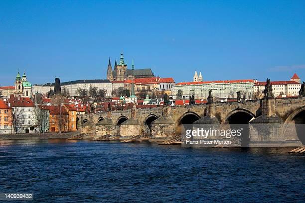 Vltava River, Charles Bridge, Lesser Town