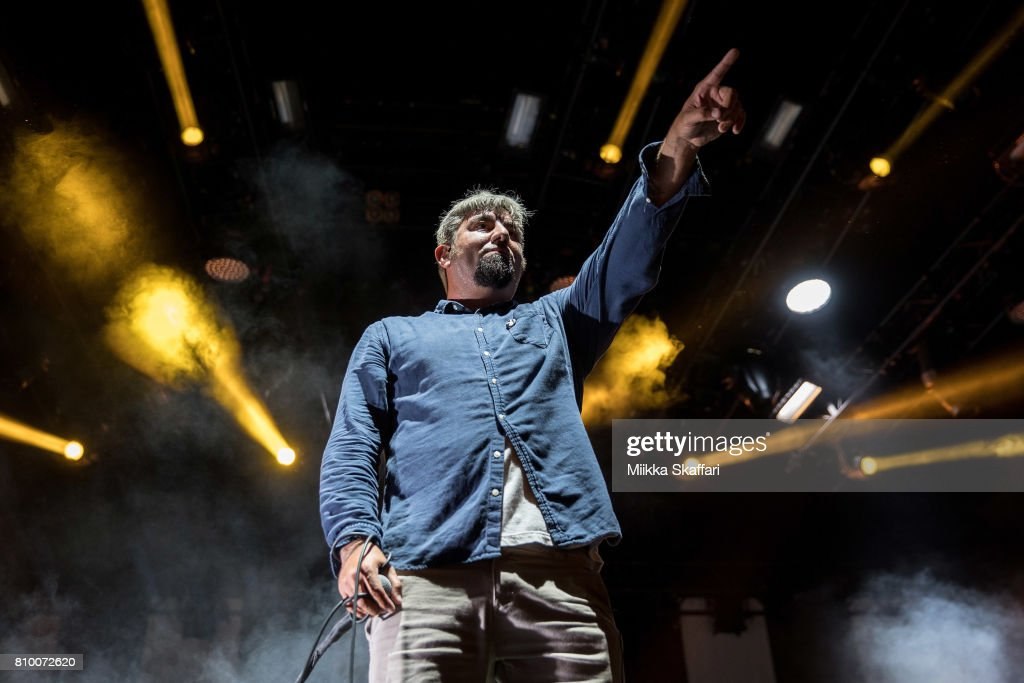 Deftones Performs At Concord Pavilion