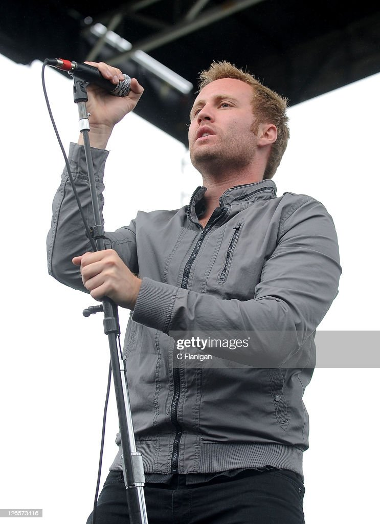 Vocalist Clayton Stroope of Thriving Ivory performs during the 2011 97.3 Alice Radio's Now & Zen Festival at Golden Gate Park on September 25, 2011 in San Francisco, California.