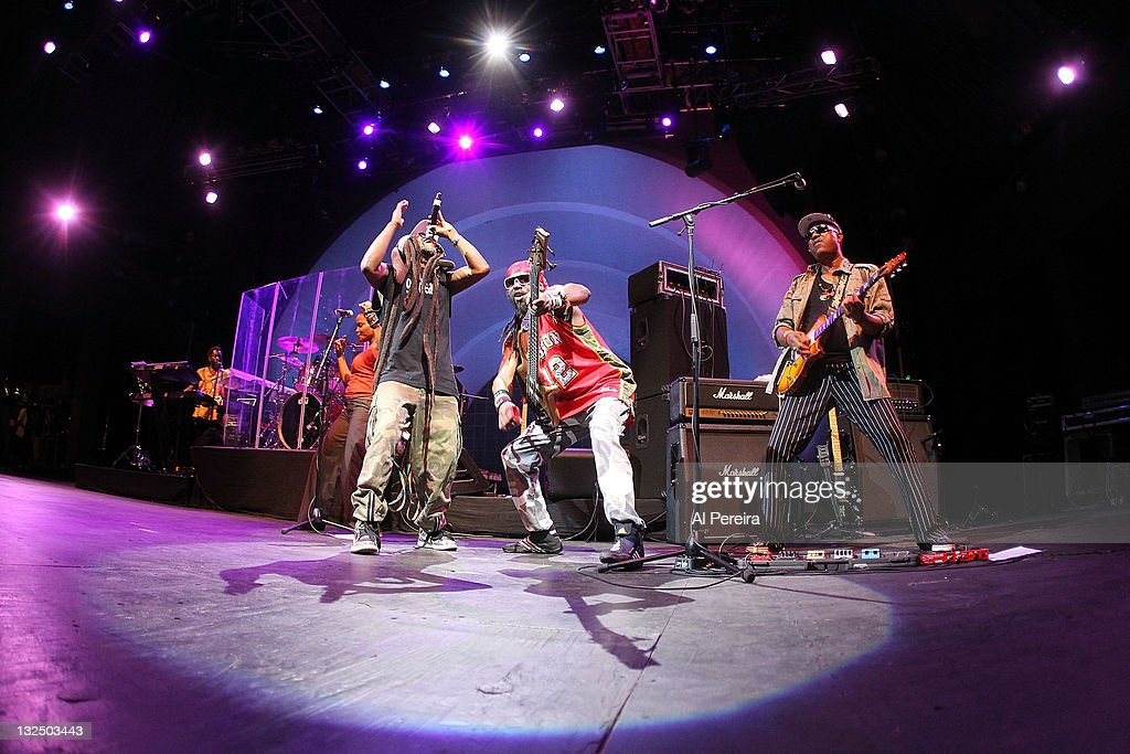 2011 Celebrate Brooklyn Summer Season - Steel Pulse