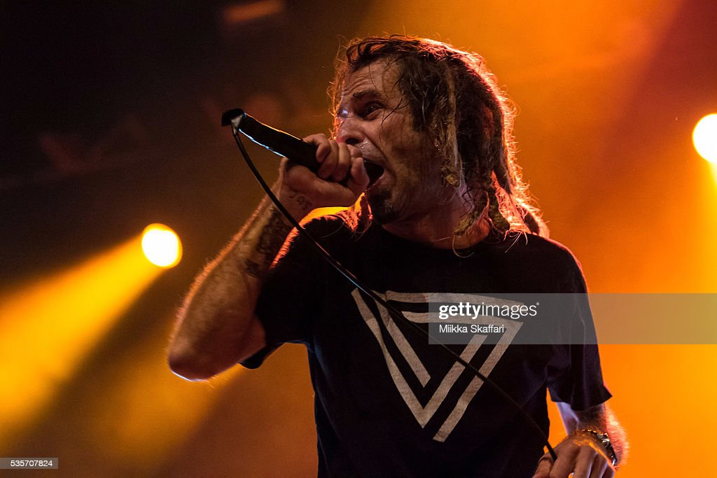 Lamb Of God Performs At Fox Theater