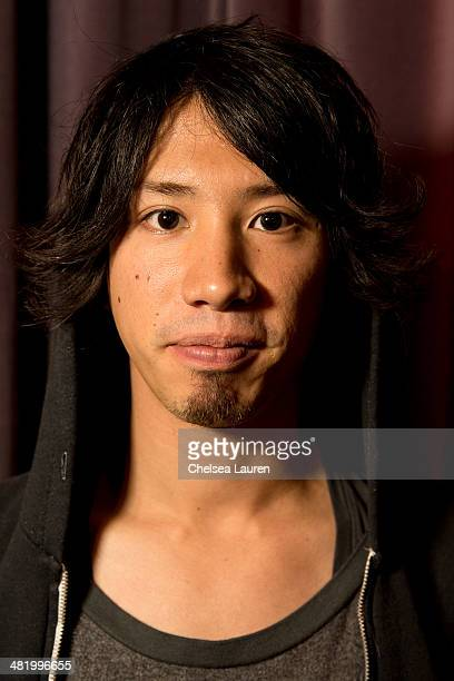 Vocalist Taka of One OK Rock attends the 2014 Vans Warped Tour press conference and kickoff party on April 1 2014 in Los Angeles California