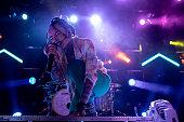 Jinjer Perform At The Fillmore