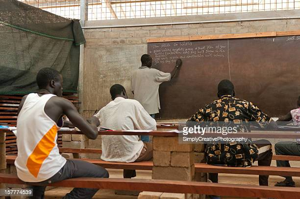 Vocational School in South Sudan