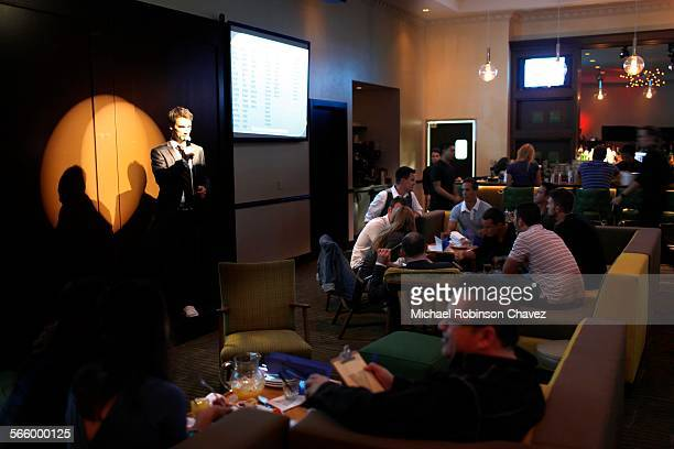 Vodvil in the Fairfax district features nightly games The newly opened restaurant and bar features trivia music games and other assorted brain...