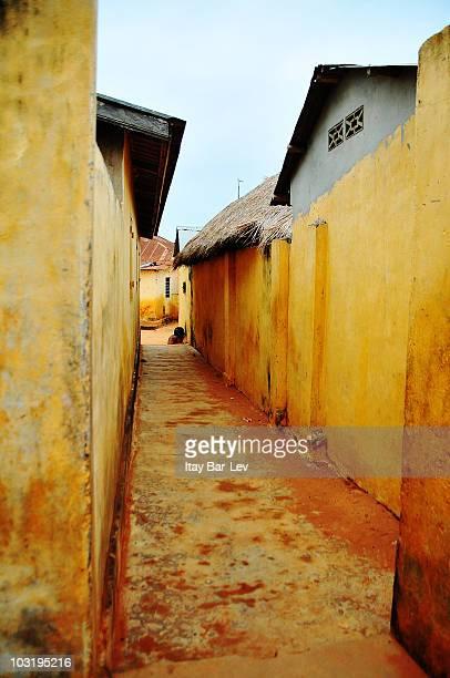 Vogan, Togo -Voodoo Street