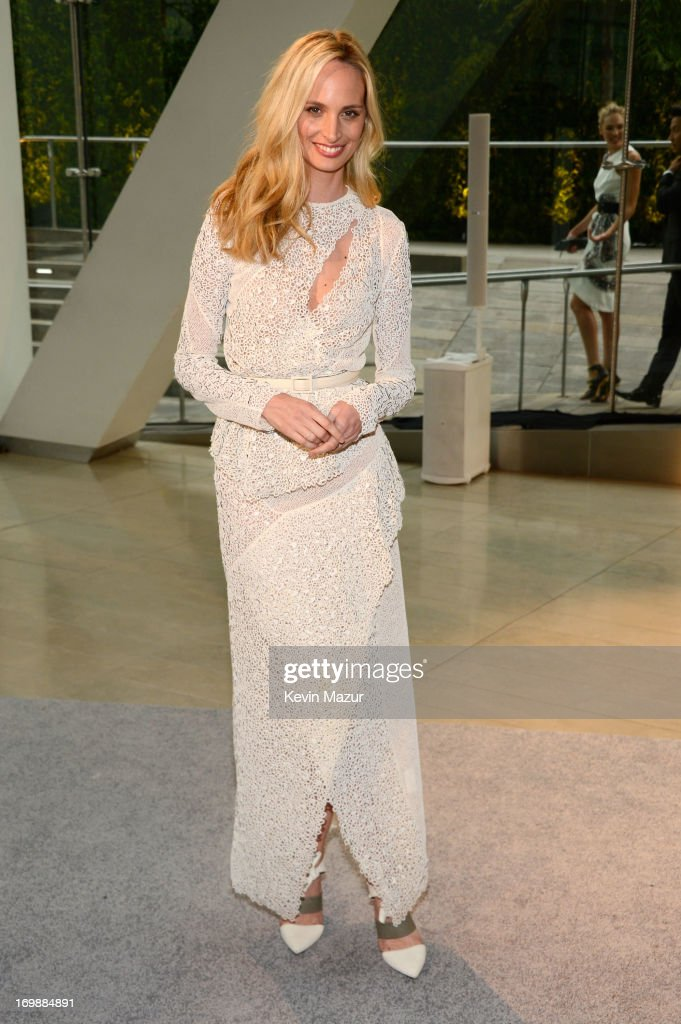 Vogue magazine contributing editor <a gi-track='captionPersonalityLinkClicked' href=/galleries/search?phrase=Lauren+Santo+Domingo&family=editorial&specificpeople=5328059 ng-click='$event.stopPropagation()'>Lauren Santo Domingo</a> attends 2013 CFDA Fashion Awards at Alice Tully Hall on June 3, 2013 in New York City.
